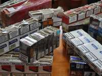 Peste 600 pachete cu ţigări confiscate ieri de poliţiştii din Vadu Izei