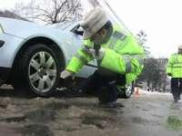 Peste 70 de autoturisme controlate ieri de polițiștii maramureșeni