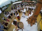 Peste 800 de români au fost uniţi prin valorile străbune în Săpânţa