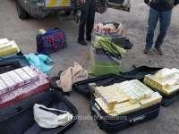 PETROVA - Ţigări în valoare de 91.500 lei confiscate de polițiștii de frontieră