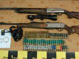 PETROVA - Percheziţie la locuinţa unei persoane bănuite de comiterea de infracţiuni la regimul armelor şi muniţiilor