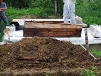 PETROVA - Victimă a unui accident rutier, deshumată după 4 ani
