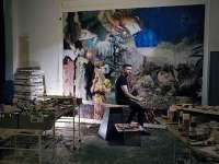 Pictorul băimărean Adrian Ghenie a vândut un tablou la Londra pentru suma de 2,2 milioane euro