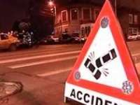 Pieton accidentat la Ocna Şugatag