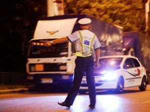 Pietoni care au traversat neregulamentar, sancționați de către Polițiști