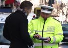 Pietoni și șoferi sancționați de polițiștii maramureșeni