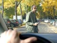 Pietonii români sunt printre cei mai indisciplinaţi în trafic