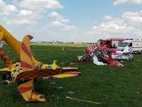 Pilotul supraviețuitor al accidentului de la Suceava nu a putut fi operat