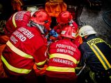 Plan roșu - Accident grav în care a fost implicat un microbuz cu 20 de persoane: cel puțin 2 morți și 11 răniți
