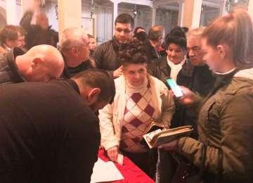 PNL Maramureş - Doi preşedinţi de partid aleşi în acelaşi timp la Sighetu Marmaţiei