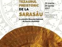 Podoabe din tezaurul de la Sarasău, expuse la Muzeul Naţional de Istorie a României
