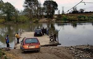 Podul de la Ulmeni rămâne un vis pentru maramureşeni