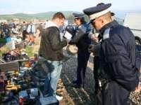 POLIŢIA: Acţiune în târgul din Sighetu Marmaţiei