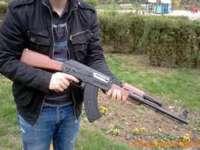 POLIŢIA: Armă deţinută ilegal de un sighetean