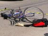 POLIŢIA: Biciclist accidentat la Baia Mare