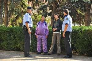 POLIŢIA: Cerşetori şi comercianţi sancţionaţi în municipiile Baia Mare şi Sighetu Marmaţiei