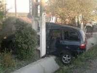 POLIŢIA: Conducător auto rănit pe DN18
