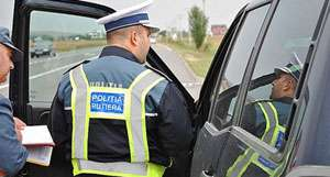 POLIŢIA: Dosar penal pentru conducerea unui autovehicul neînmatriculat