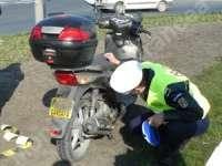 POLIŢIA: Mopedist accidentat în comuna Băseşti, transportat la Spitalul Judeţean Baia Mare