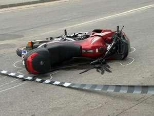 POLIŢIA: Motociclist accidentat la Baia Mare