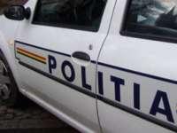 POLIŢIA: Pieton accidentat în timp ce se deplasa pe marginea şoselei