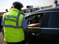 POLIŢIA: Sancţiuni aplicate şi permise reţinute pentru viteză excesivă