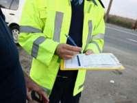 POLIŢIA: Sancţiuni contravenţionale în valoare de  aproximativ 26.000 de lei aplicate la sfârşitul săptămânii trecute