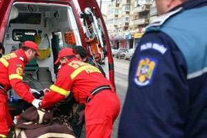 POLIŢIA: Sighetean accidentat de un şofer neatent