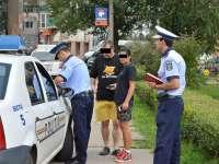 POLIȚIA: 42 de sancţiuni aplicate pietonilor indisciplinaţi