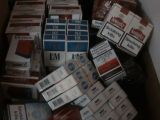 POLIȚIA: Acţiune pentru combaterea contrabandei cu tutun în Piaţa Izvoare din Baia Mare