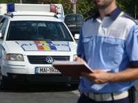 POLIȚIA: Acţiune pentru prevenirea accidentelor rutiere