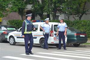 POLIȚIA: Acţiune pentru siguranţa comunităţii