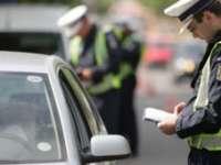 POLIȚIA: Amenzi în valoare de aproximativ 15.000 de lei aplicate ieri șoferilor