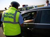 POLIȚIA: Şase conducători auto au rămas ieri fără permis