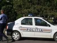 POLIȚIA: Bărbat din Sibiu cercetat pentru furt la Sighetu Marmaţiei