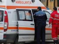 POLIȚIA: Cinci persoane rănite în urma unui accident rutier