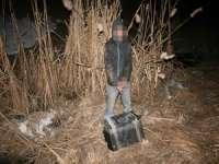 POLIȚIA DE FRONTIERĂ: Focuri de armă și țigări de contrabandă confiscate la Valea Vișeului
