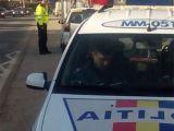 Poliţia Maramureş continuă acţiunile pentru siguranţa traficului rutier