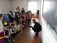 """Poliția Maramureș implicată activ în proiectul """"Școala altfel"""" 2016"""