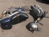POLIȚIA: Mopedist accidentat la Sighetu Marmaţiei