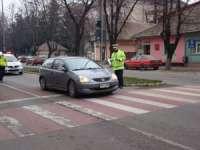 Pietoni și șoferi amendați ieri de polițiștii maramureșeni