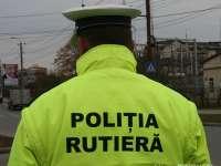 Poliția Rutieră, cu ochii pe vitezomani pe DN 18
