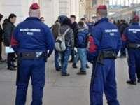 Poliția ungară a folosit gaze lacrimogene împotriva unui grup de imigranți