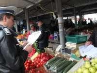Poliția - Verificări la 75 de producători agricoli