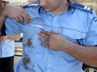 Poliţist din Piteşti bătut de proprietarul unui TIR pentru că a vrut să-l amendeze