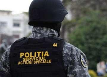 Polițist grav rănit, în timpul unor percheziții la Rădăuți