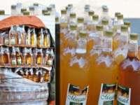 Polițiștii au descoperit 25.000 de litri de vin contrafăcut