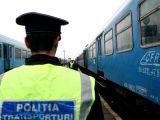 Poliţiştii Biroului Transporturi au soluţionat un furt comis în staţia CFR Baia Mare