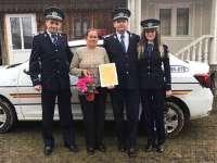 Poliţiştii maramureşeni își omagiază mamele de 8 Martie
