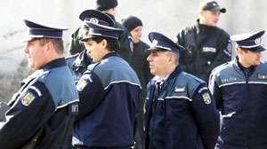 Poliţiştii maramureşeni vor fi la datorie de 1 DECEMBRIE